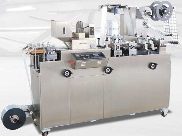 液体--150型平板式铝塑泡罩包装机